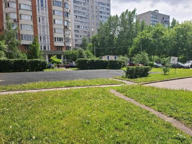 Детскую площадку на улице Маршала Тухачевского благоустроят до 20 августа