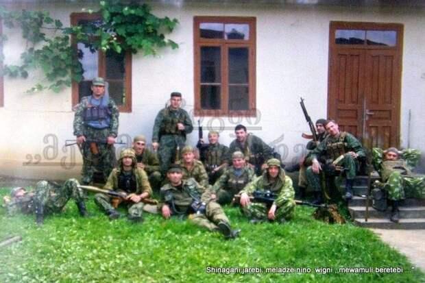 Шестидневная война в Гальском районе.
