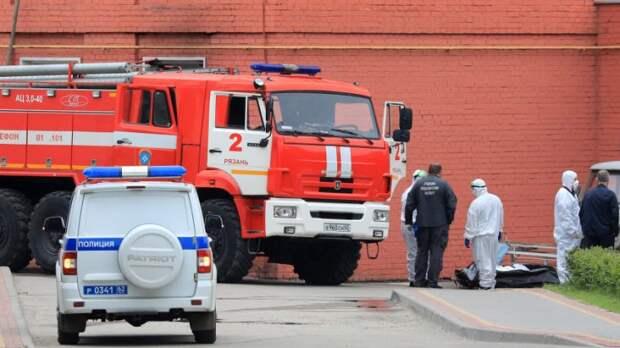 Семьи погибших при пожаре в больнице Рязани получат по одному миллиону рублей
