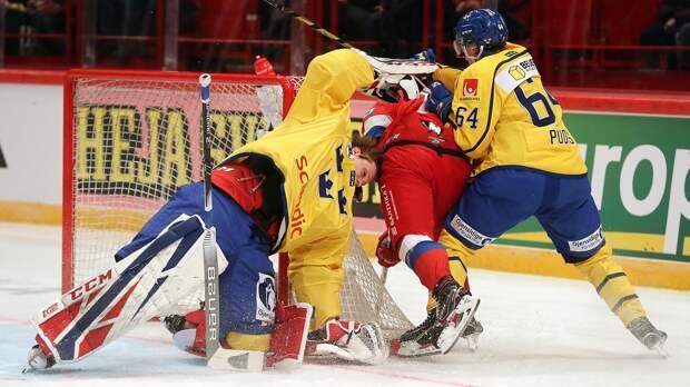 2:8 задва матча усборной России. Экспериментальная «Красная машина» пока только проваливается