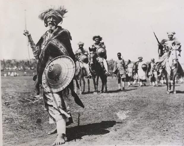 Итальянцы в Эфиопии война, страшно, фото