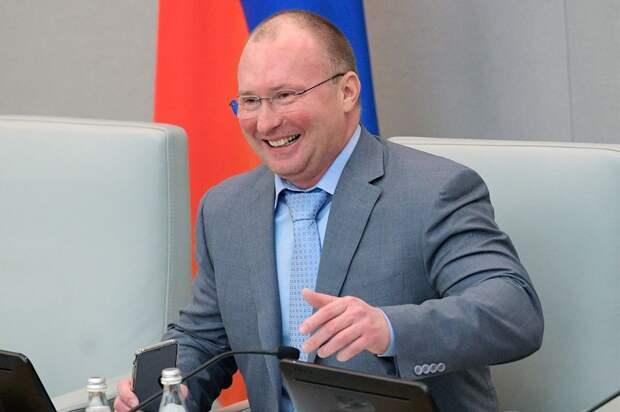 Депутат Лебедев считает «Локомотив» фаворитом матча с «Зенитом»