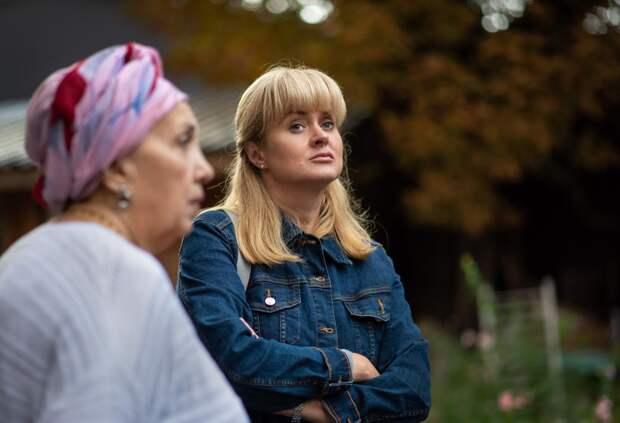 Анна Михалкова объявляет войну преступности в новом сериале на телеканале «Россия»