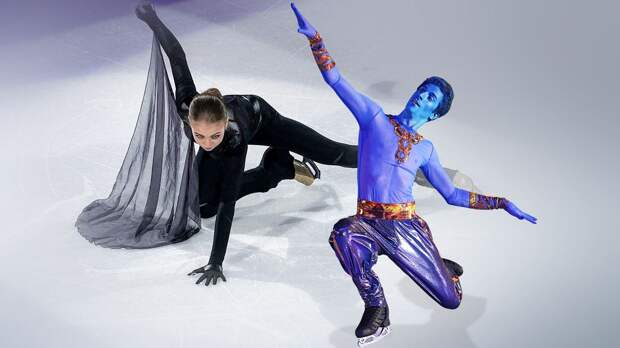 «Игра на выживание» Трусовой, «Звезда родилась» Туктамышевой, Квителашвили с синим лицом. Как завершился ЧМ-2021
