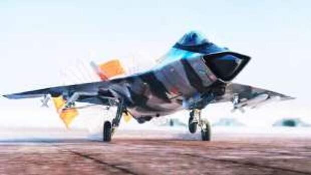 Загадочный истребитель РФ напугал Запад: МиГ-41 врубает форсаж