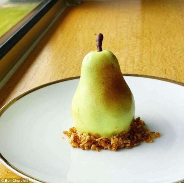 Восхитительные десерты, которые выглядят как обычные продукты питания