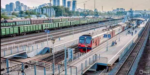 График движения пригородных поездов ленинградского направления изменен