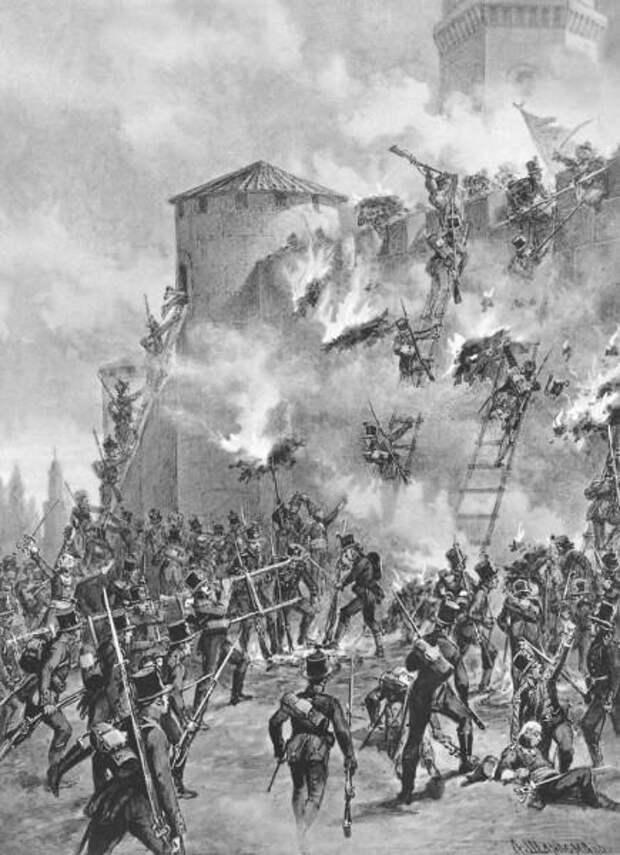 Почему картавые историки замалчивают славные страницы нашего прошлого?