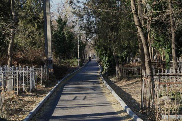 В Крыму готовятся к закрытию кладбищ, в Севастополе — думают об этом