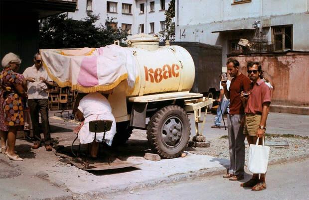 Фото №8 - Как спасались от жары в СССР (ностальгическая галерея)