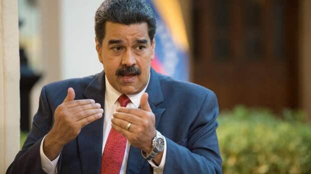 Мадуро назвал условия для переговоров с оппозицией Венесуэлы