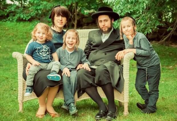 эффективное еврейское воспитание