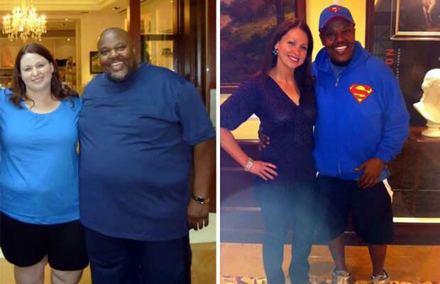 Шикарный результат! диета, лишний вес, похудение