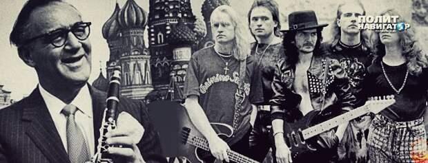 Бари Алибасов: Советский Союз развалила западная музыка
