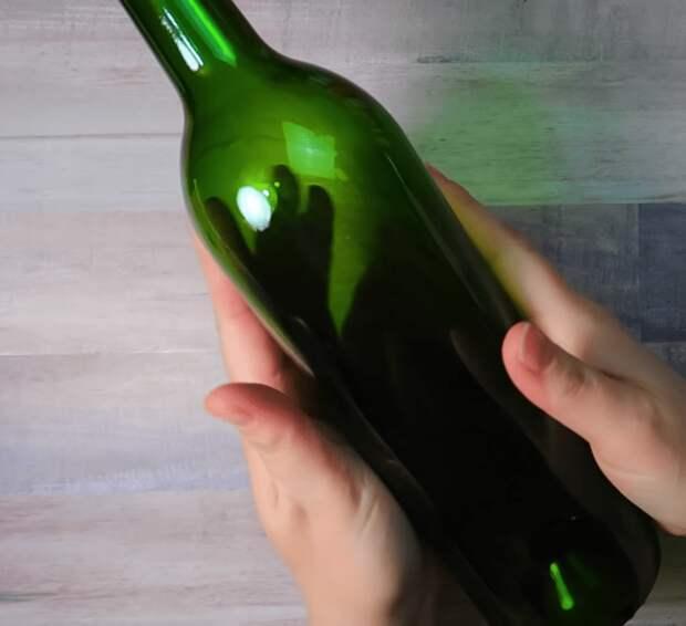 С этим копеечным инструментом превратить обычную бутылку в арт-объект сможет каждый