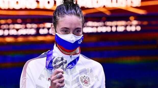 Кирпичникова иЕгорова взяли серебро ибронзу чемпионата Европы на800м вольным стилем