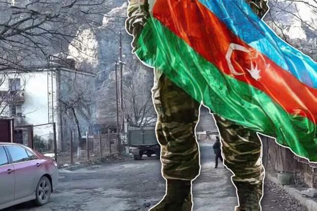 Новый год принёс Армении новые потери территории