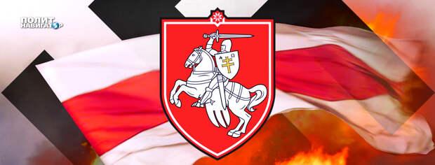 Мойте руки после флага белорусских майданщиков