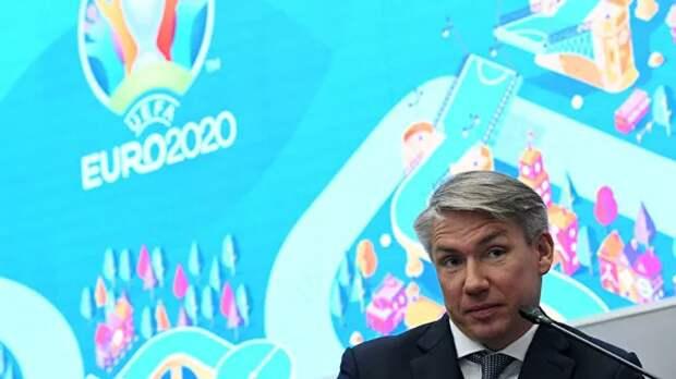 Сорокин оценил шансы иностранных болельщиков попасть на матчи Евро-2020 в Санкт-Петербурге