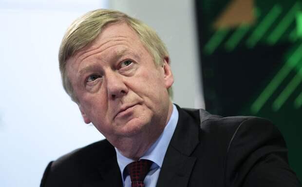 Чубайс объяснил поставки турбин Siemens в Крым уродствами экономики СССР