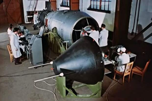 В США оценили рассекреченный фильм об испытании «Царь-бомбы»
