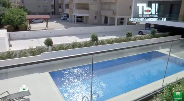 Журналисты показали предполагаемую квартиру Пугачевой и Галкина на Кипре
