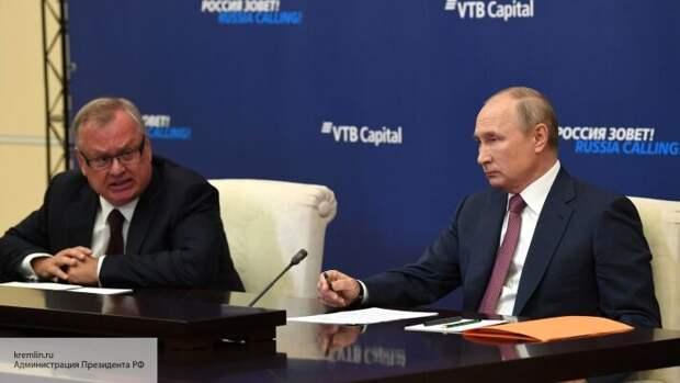 Раскрыт секрет оранжевой папки Путина