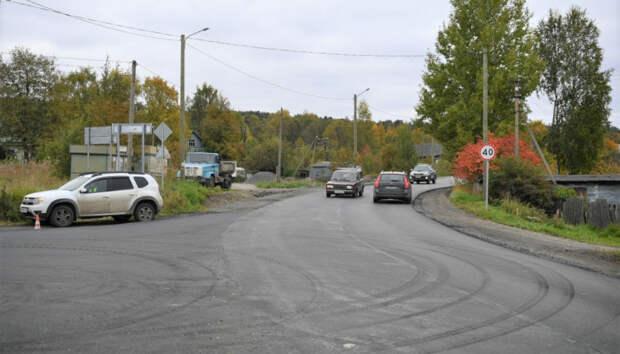 Дорогу до Ялгубы обещают отремонтировать до конца года