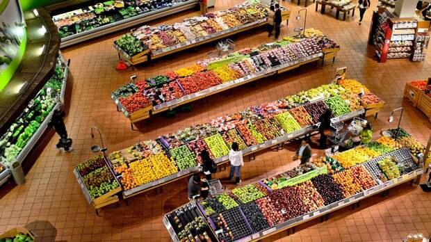 Роспотребнадзор напомнил россиянам о правилах гигиены продуктов питания