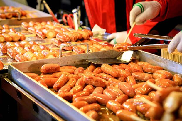 В нашей Семье сосиски едят всегда по этому рецепту, Рецепт из Кореи (очень вкусно)