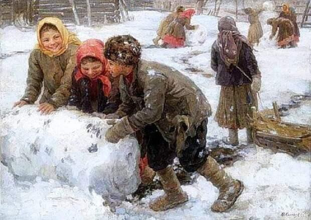 художник Федот Сычков картины – 09