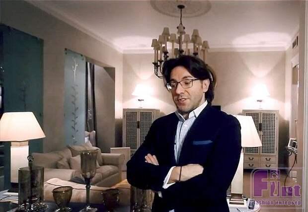 Андрей Малахов показал подписчикам свою квартиру на «золотой миле»
