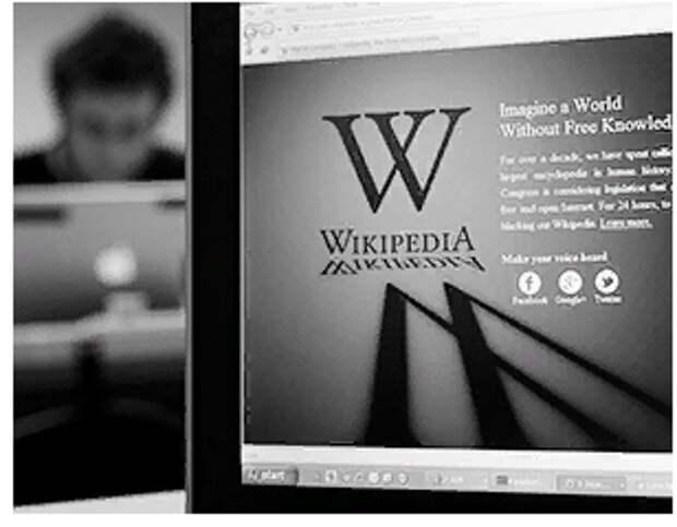 Путин призвал заменить «Википедию» новой Большой энциклопедией