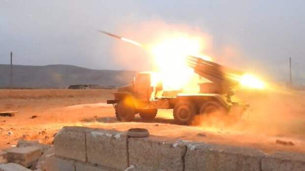 Правительственная армия Сирии уничтожила турецких наемников припопытке прорыва