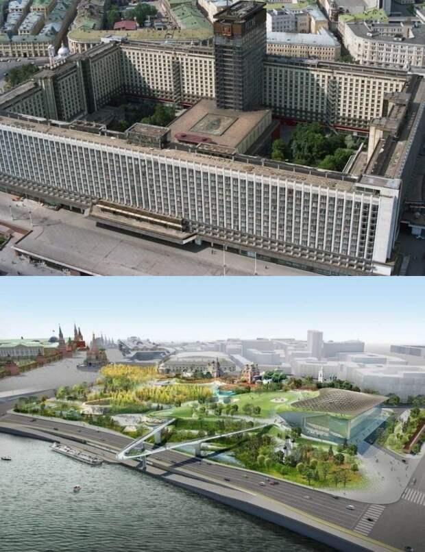 8 фото Москвы, которая похорошела при Собянине