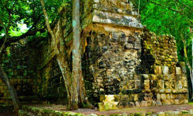 Древний дворец майя был скрыт больше 1000 лет: находка в джунглях