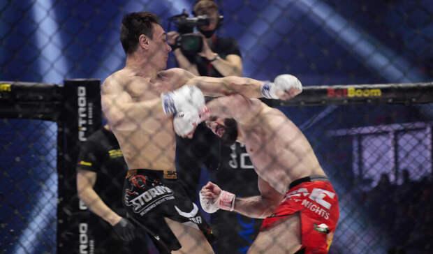Выстрелы снаружи, драка внутри: турнир «Fight Nights 101» прошёл воВладивостоке