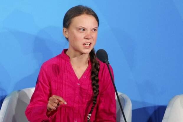 «Я хочу, чтобы вы думали»: кто такая Наоми Зайбт «Анти-Грета Тунберг», стремительно набирающая популярность