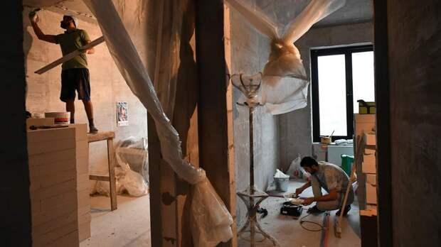 Неустройка: ремонт квартир с начала пандемии подорожал на треть