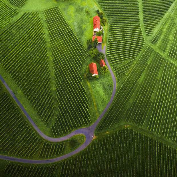 Фотограф Альберт Дрос колесит по свету и делает поистине магические снимки