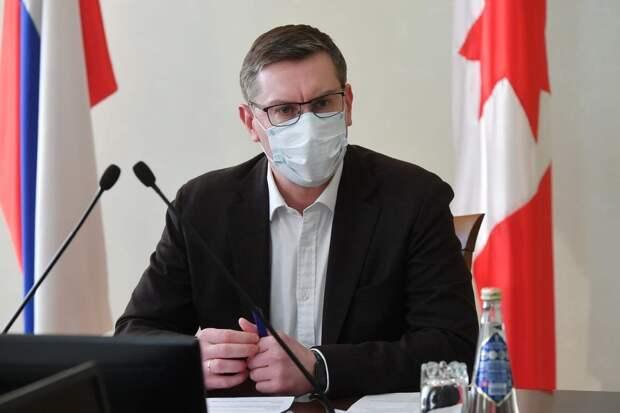 Глава правительства Удмуртии Ярослав Семенов заболел коронавирусом