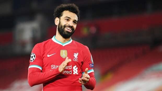Салах повторил рекорд «Ливерпуля» столетней давности