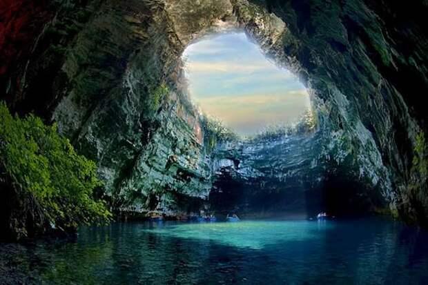 Пространство Черные дыры Земли: самые глубокие пещеры мира