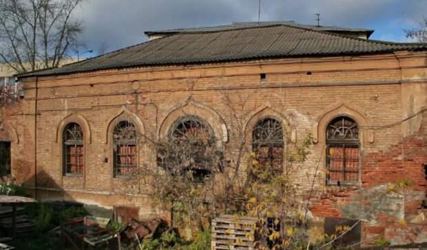 Дом купца Аксенова вНижнем Тагиле планируется приватизировать