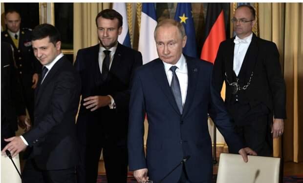 Саммит в Париже завершился победой Путина