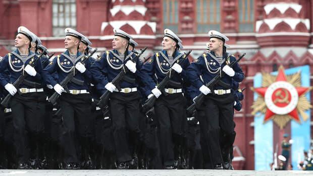 """Путин оценил парад Победы на """"отлично"""""""