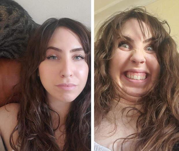 16 красивых девушек, которые не чураются своих неудачных фото, что и придает им еще больше шарма