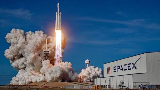 Прототип космического корабля от SpaceX успешно прошел испытания в Техасе