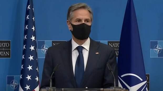 В ЛНР объяснили, чем закончится визит Блинкена в Киев