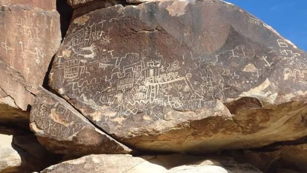 Глобальное потепление может уничтожить древние наскальные рисунки